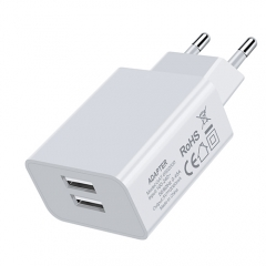 5V 2A Dual USB Charger